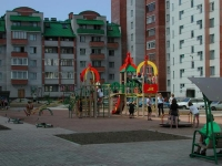Детский городок в 7-м микрорайоне